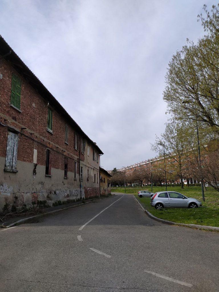 Cascina Monterobbio a Milano esterno