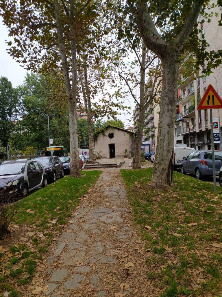 Oratorio di San Protaso Milano Lorenteggio