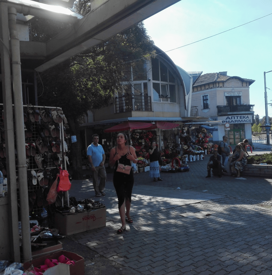Mercato di Sofia