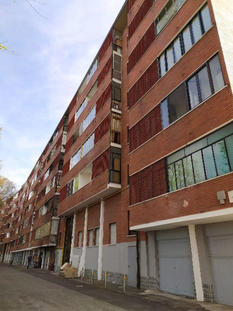 Quartiere Sant Ambrogio Arrighetti affaccio interno