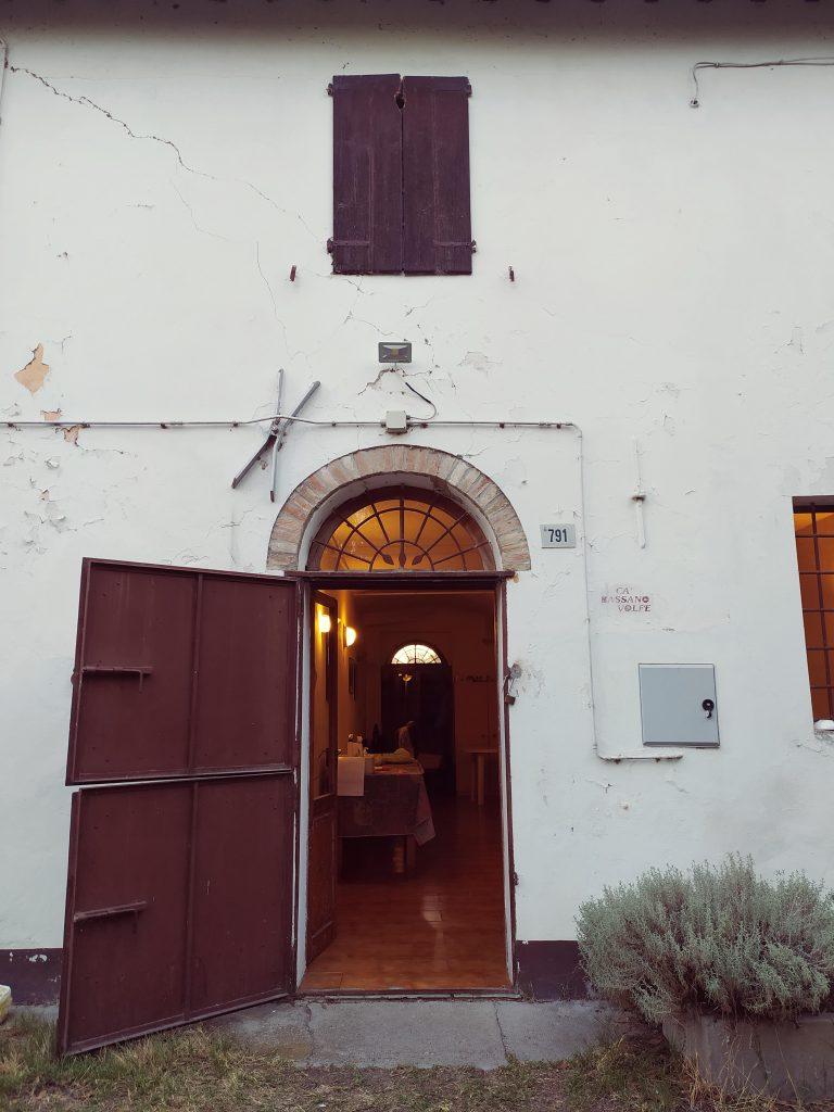 Casa di campagna dintorni di Ravenna