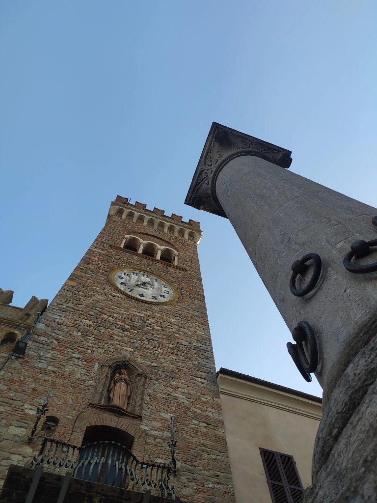 Bertinoro Torre dei 13 anelli