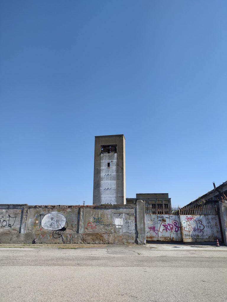 Ravenna Darsena Architettura Industriale