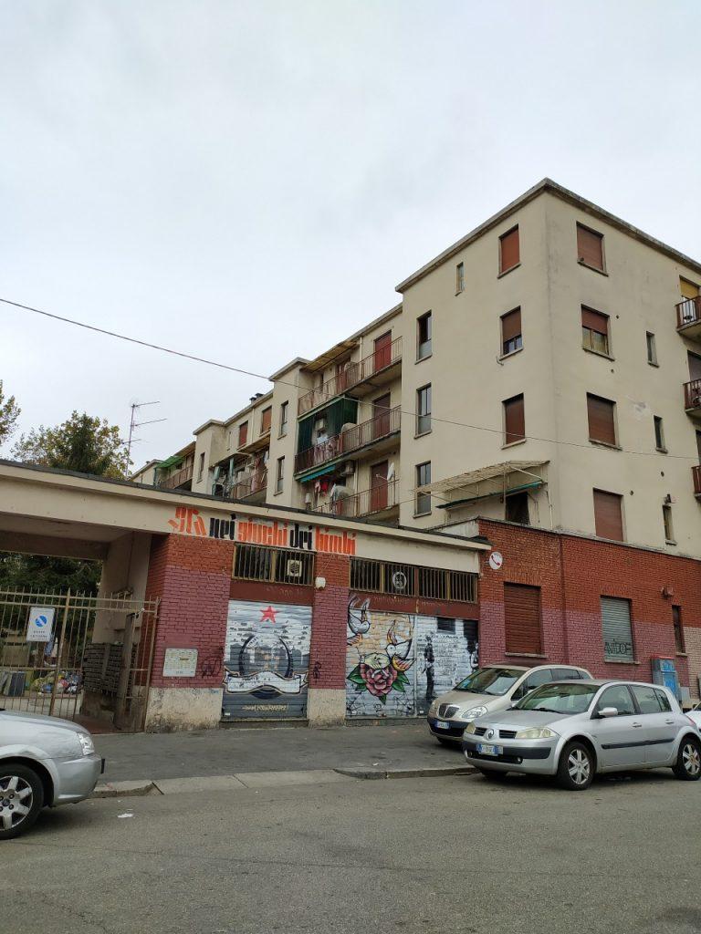 Via Odazio Giambellino Milano