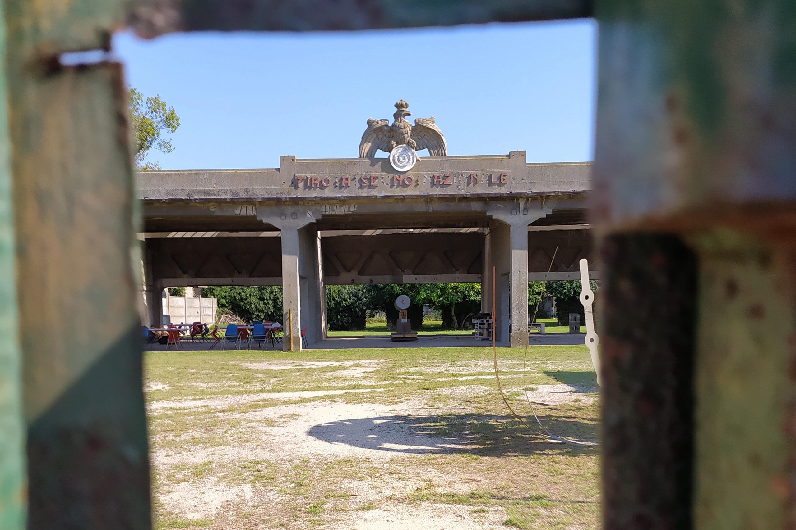 Architettura industriale Darsena Ravenna